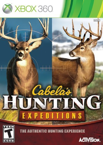 Xbox 360 Cabela's Hunting Expedition
