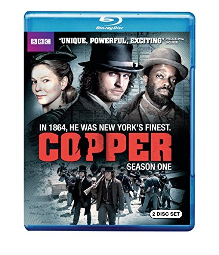 Copper Season 1 Blu Ray Uv Nr Ws