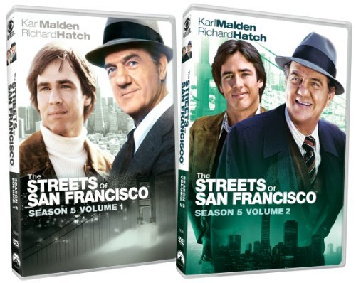 Streets Of San Francisco Season 5 Nr 6 DVD