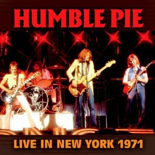 Humble Pie Live In New York 1971