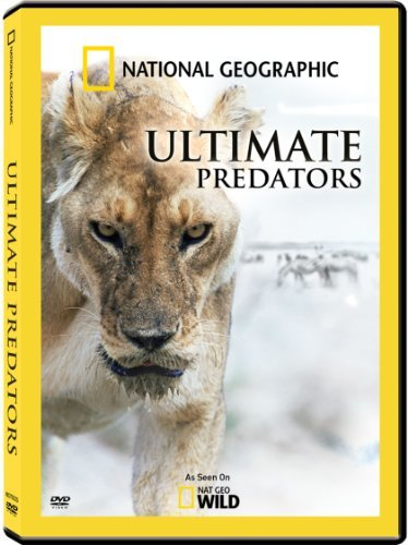 Ultimate Predators National Geographic Nr