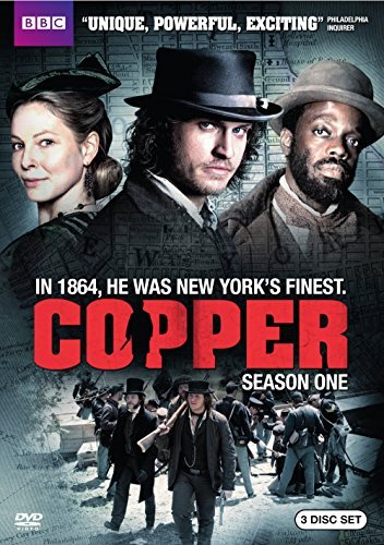 Copper Season 1 Ws Nr 3 DVD Incl. Uv