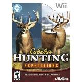 Wii Cabelas Hunting Expedition Activision Publishing Inc. T