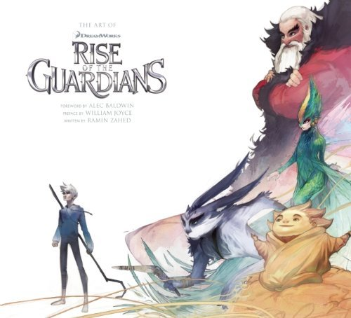 Ramin Zahed Art Of Rise Of The Guardians