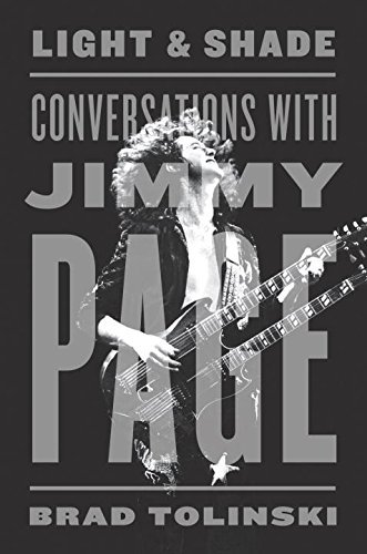 Tolinski Brad Light & Shade Conversations With Jimmy Page