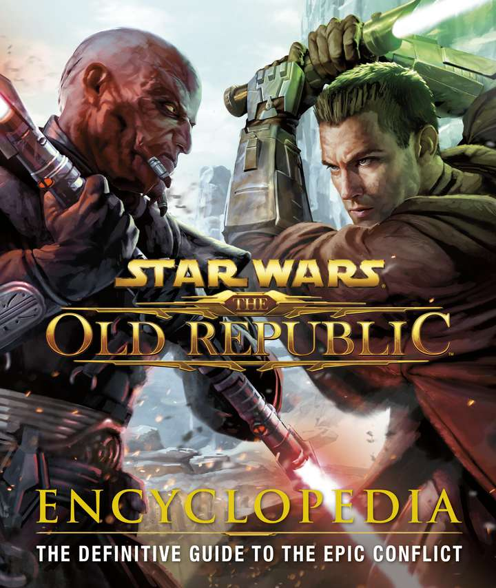Dk Publishing Star Wars The Old Republic Encyclopedia