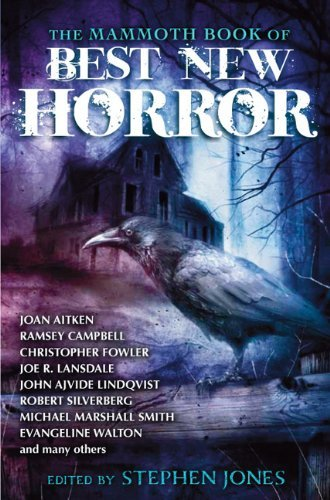Stephen Jones The Mammoth Book Of Best New Horror Volume 23