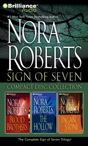 Nora Roberts Nora Roberts Sign Of Seven Compact Disc Collection