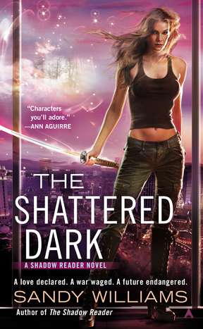 Sandy Williams The Shattered Dark