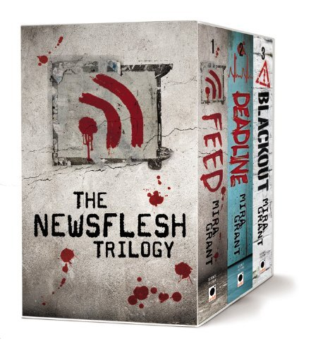 Mira Grant The Newsflesh Trilogy Blackout Deadline Feed