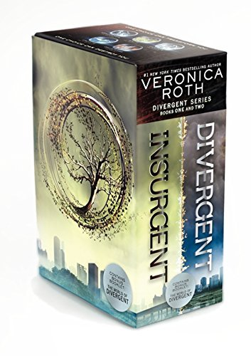Veronica Roth Divergent Series Box Set