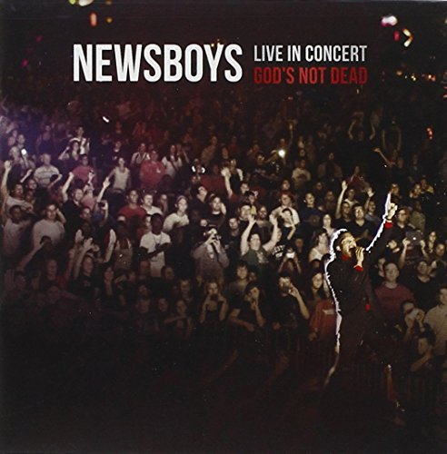Newsboys Live In Concert God's Not Dea 2 CD