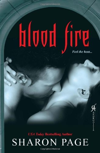 Sharon Page Blood Fire