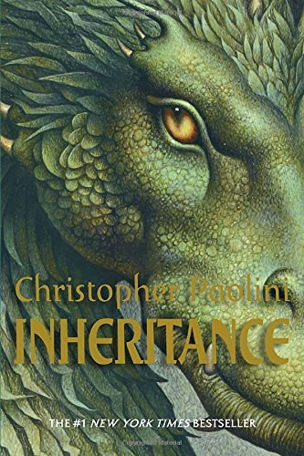 Christopher Paolini Inheritance; Or The Vault Of Souls