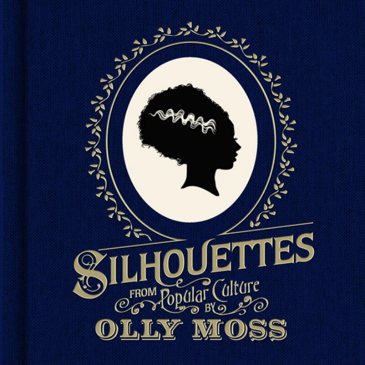 Olly Moss Silhouettes From Popular Culture