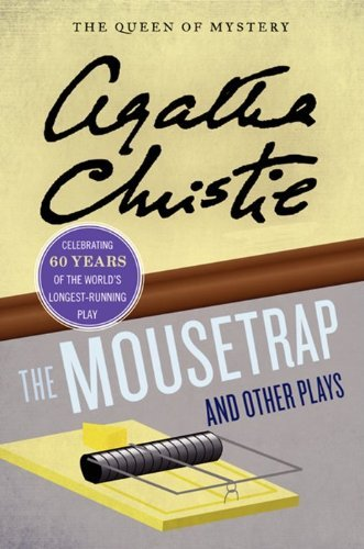 Agatha Christie The Mousetrap And Other Plays