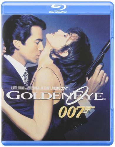 James Bond Goldeneye Brosnan Bean Scorupco Janssen Pg13 Blu Ray Ws