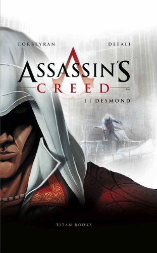 Eric Corbeyran Assassin's Creed Desmond