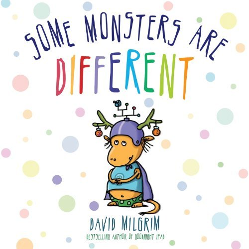 David Milgrim Some Monsters Are Different
