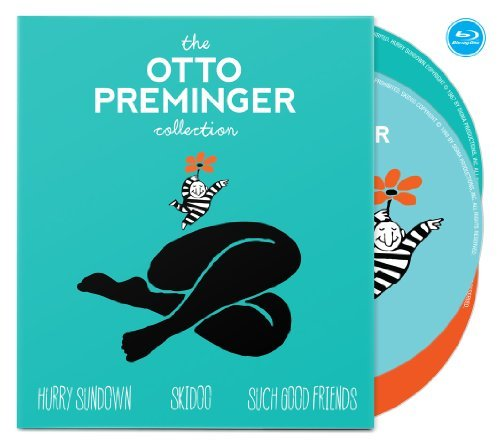 Otto Preminger Collection Preminger Otto Blu Ray Ws R 3 Br