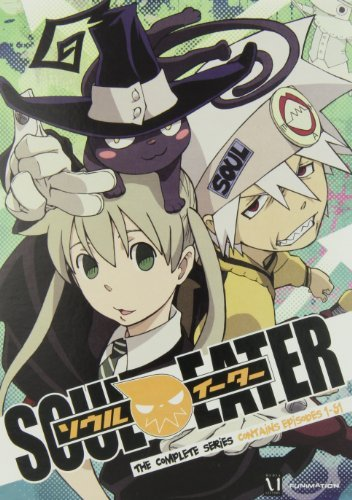 Soul Eater Complete Series Ws Tv14 8 DVD