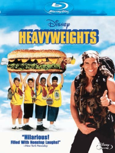Heavyweights Heavyweights Blu Ray Ws Pg