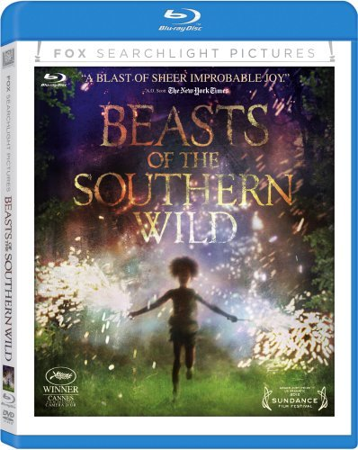 Beasts Of The Southern Wild Quvenzhane Henry Blu Ray Ws Pg13 Incl. DVD Dc