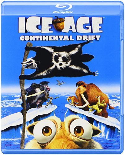 Ice Age Continental Drift Ice Age Continental Drift DVD Dc Pg