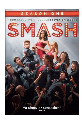 Smash Smash Season 1 Aws Nr 4 DVD