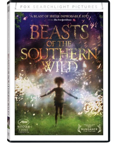 Beasts Of The Southern Wild Quvenzhane Henry DVD Pg13 Ws