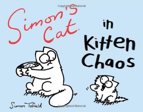 Tofield Simon Simon's Cat In Kitten Chaos