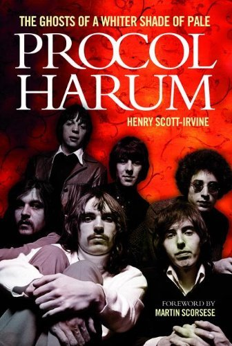 Henry Scott Irvine Procol Harum The Ghosts Of A Whiter Shade Of Pale
