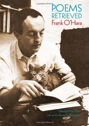 Frank O'hara Poems Retrieved