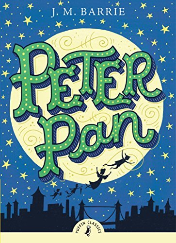 James Matthew Barrie Peter Pan