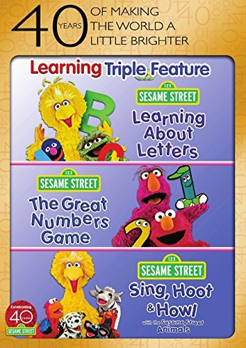 Learning Sesame Street Nr