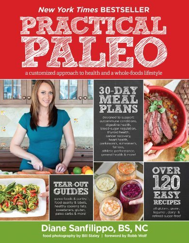 Diane Sanfilippo Practical Paleo A Customized Approach To Health And A Whole Foods