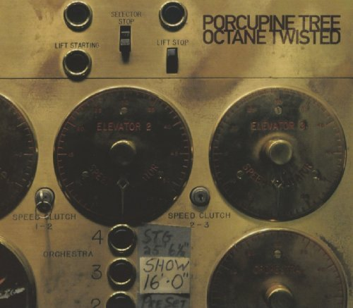 Porcupine Tree Octane Twisted 2 CD