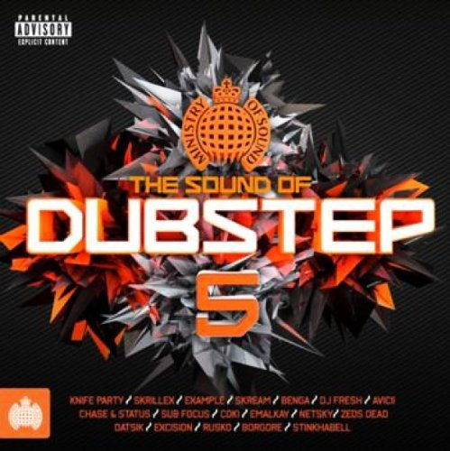 Ministry Of Sound Sound Of Dubstep 5 Import Gbr 2 CD