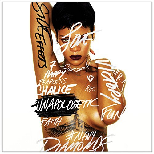Rihanna Unapologetic Explicit Version
