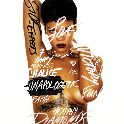 Rihanna Unapologetic Deluxe Edition (c Explicit Version Incl. Bonus DVD