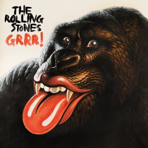 Rolling Stones Grrr! (2 CD Edition) Import Eu