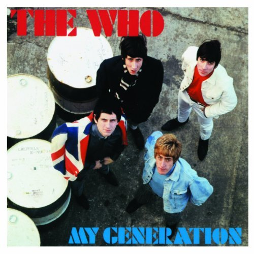 Who My Generation (mono) Import Eu