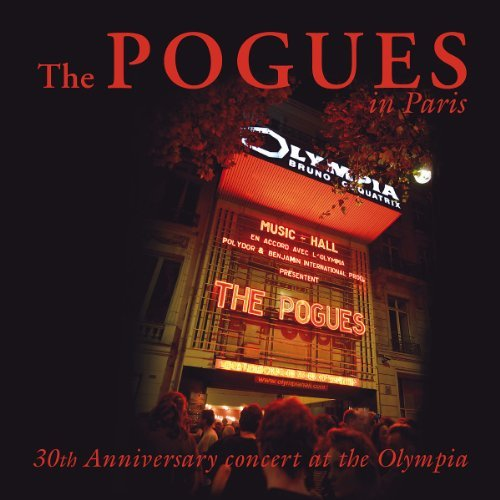 Pogues Pogues In Paris 30th Anniversary Concert 2 CD