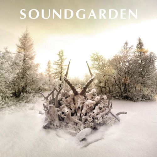 Soundgarden King Animal 2 Lp