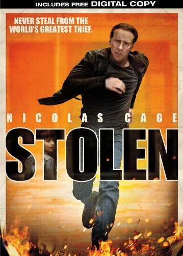 Stolen Cage Nicolas Dvd+digital Copy R