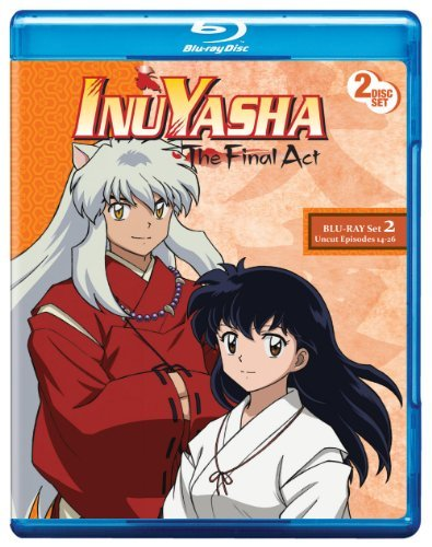 Inuyasha The Final Act Set 2 Blu Ray Ws Nr 2 Br