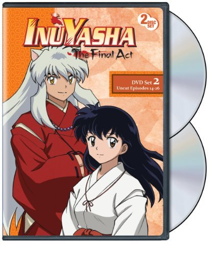 Inuyasha The Final Act Set 2 Nr 2 DVD
