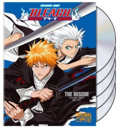 Box Set 3 Bleach Uncut Nr 5 DVD