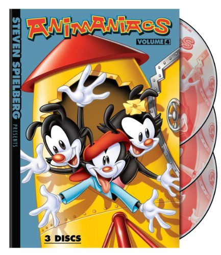 Animaniacs Volume 4 DVD Nr 3 DVD