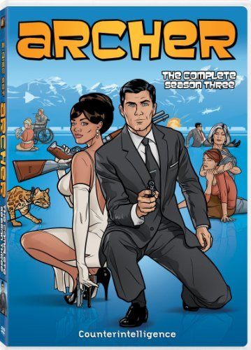 Archer Season 3 DVD Nr